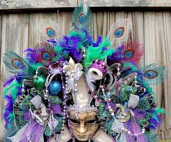 large mardi gras mask girl s wreaths where the difference is in the details