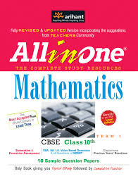 all in one mathematics cbse term 1 class 10 2nd edition buy