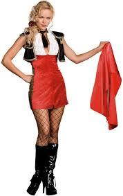 spanish matador female women halloween costume around the