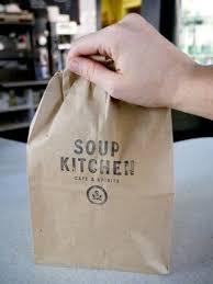 Urban Soup Kitchen Menu - soup kitchen cafe