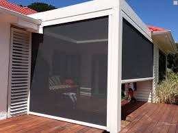 Outdoor Awnings And Blinds 25 Best Outdoor Rooms Images On Pinterest Outdoor Rooms