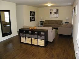 ikea livingroom furniture dark living room with brown palette interior theme color plus