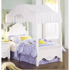 Girls Canopy Bedroom Sets White Canopy Bedroom Set Descargas Mundiales Com