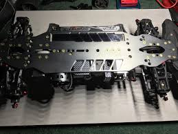 Wildfire Radio by Vbc Racing Wildfire D09 Artrw Metal Chasissis Upgrades R C Tech