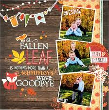 299 best fall thanksgiving scrapbook pages images on