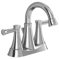 Standard Bathroom Faucets Shop American Standard Avery Chrome 2 Handle 4 In Centerset