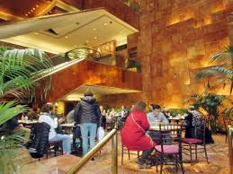 Trump Tower Interior Nyc Upholds 10 000 Fine Against Trump Tower Over Public Space