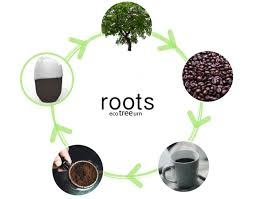 roots design bio tree urn indiegogo