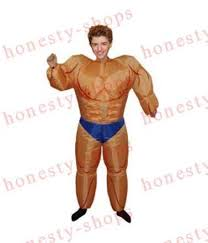 Fat Halloween Costumes Sale Air Blown Halloween Men U0027s Costumes Inflatable Fat