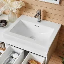 Bathroom Sink On Top Of Vanity Bathroom Sink Tops Bathroom Vanity Tops With Sink Integrated