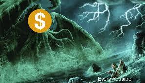 Humans Meme - future meme review giant monsters vs small humans meme