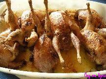 cuisiner des cailles facile coq en ligne cailles rôties recette de cuisine rapide simple