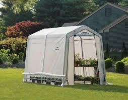 shelterlogic 6x8 growit greenhouse peak style 70652 free