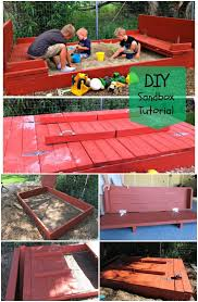 60 diy sandbox ideas and projects for kids diy u0026 crafts