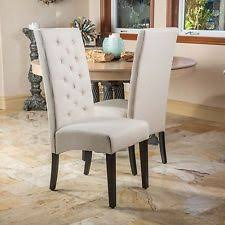 Parsons Dining Chair Parsons Dining Chairs Ebay