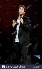 josh groban performs live at the air canada centre during his stock