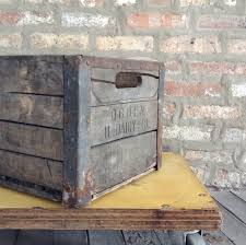 best 25 vintage wooden crates ideas on wooden crates