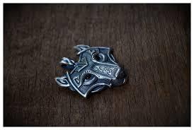 fashion pendant necklace images Buy wolf jewelry wolf head pendant necklace boutique delight jpg