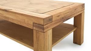 Wohnzimmer Tisch Alisa Beistelltisch Wohnzimmertisch In Wildeiche Massiv 120