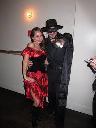Zorro Costume Halloween 2010 Zorro Costumes Couples Costume Model Ideas