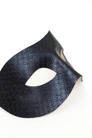 leather masquerade masks men s black designer luxury leather masquerade mask