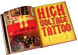 urban media high voltage tattoo book