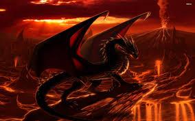 clash of clans dragon wallpaper fire dragon wallpaper wallpapersafari