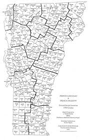 Map Of Vermont Towns Map With Towns And Counties Of Vt Pictures To Pin On Pinterest