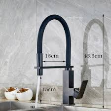 oil rubbed bronze faucet bronze kitchen sink faucet