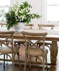 Cross Back Dining Chairs Set Of 2 Oak Cross Back Chairs Pertaining To Stylish Residence