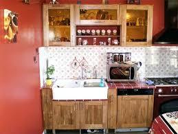 meubles de cuisine en bois meubles cuisine bois meubles de cuisine en chane rustique et teck