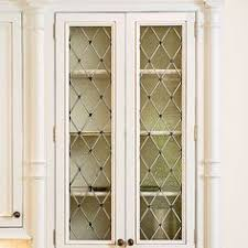 leaded glass kitchen cabinets leaded glass cabinet doors google search leaded glass