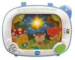 baby crib lights toys vtech baby lil critters soothe and surprise light toy frustration