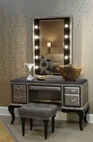 Lighted Makeup Vanity Table Makeup Vanity Table With Lighted Mirror For Makeup Vanity Set With