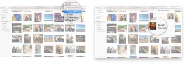 family photo album how to use family with photos for mac imore