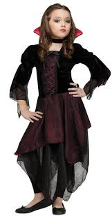 Vampire Costumes For Girls Kids Lady Dracula Vampire Costume Mr Costumes