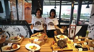 Nox Coffee foto demeat steak house and nox coffee ranger hadir di makassar