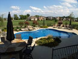 backyard living pools home decorating interior design bath