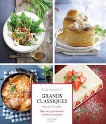 collection cuisine les livres de cuisine dans la collection cuisine