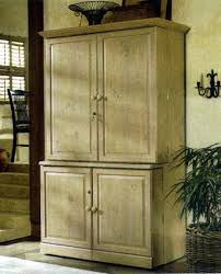 Computer Armoires For Sale Oak Computer Armoire Perfectgreenlawn