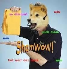 Funniest Doge Meme - wow so advertisement much sham so wow dank memes pinterest