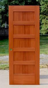 Solid Maple Interior Doors Shaker Doors Mission Doors Shaker Doors