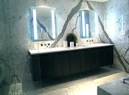 Illuminated Bathroom Mirrors With Shaver Socket Battery Led Illuminated Bathroom Mirror Cabinet Ip44 Photonic