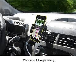 Honda Toaster Car Bracketron Tekgrip Vent Mount For Most Gps Black Bt1 641 2 Best Buy