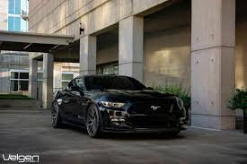 Black 2015 Mustang Gt 2015 Mustang Gt On New Shoes Svtperformance Com