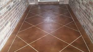 Photos Of Stained Concrete Floors by Decorative Concrete Stained Concrete Our Work Easter