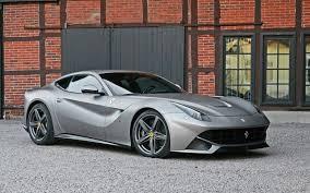 Ferrari F12 Aerodynamics - high wheels ferrari f12berlinetta