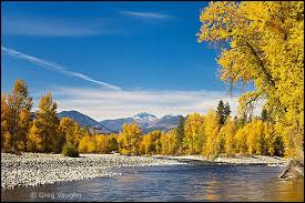 10 places fall color photography washington