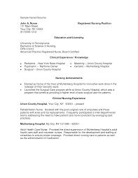 Resume Examples Healthcare by Er Rn Resume Resume Cv Cover Letter