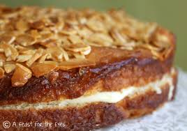 bee sting cake bienenstich recipe a delicious family tradition